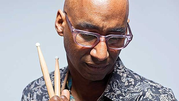 "Omar Hakim, a master drummer who played on countless hits, from David Bowie's ""Let's Dance"" to Daft Punk's ""Get Lucky,"" ..."