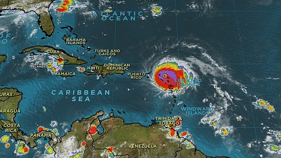 An extremely dangerous Hurricane Irma pounded tiny northern Caribbean islands Wednesday morning as one of the strongest storms recorded in ...