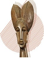 """The Cooper Gallery presents """"WOLE SOYINKA: Antiquities Through Times and Place"""""""