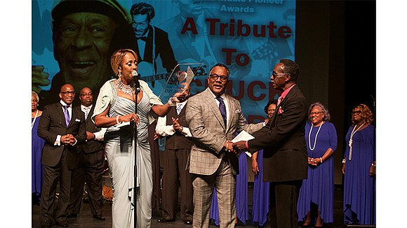 The 32nd Music Pioneer Awards – presented by United Music Heritage, Inc. – included a special salute to Golden Gate ...
