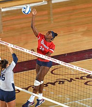St. John's Volleyball