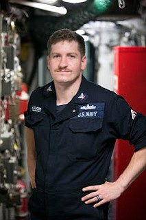 A Houston native and 2008 Cypress Springs High School graduate is serving in the U.S. Navy aboard the guided missile ...