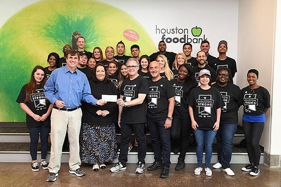 Texas-based Del Frisco's Restaurant Group, Inc. (NASDAQ:DFRG) donated $805,000 to the Houston Food Bank to aid in Hurricane Harvey relief ...
