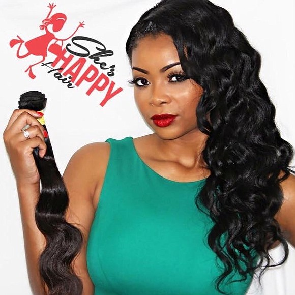 In the aftermath of Hurricane Harvey; Marcus Bowers and Warren Broadnax, owners of She's Happy Hair joined forces with Higher ...