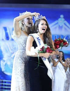 Miss North Dakota, Cara Mund, was crowned Miss America 2018 on September 10, 2017 in Atlantic City's Boardwalk Hall. It was the first time in the organization's history that a contestant from North Dakota took home the crown.