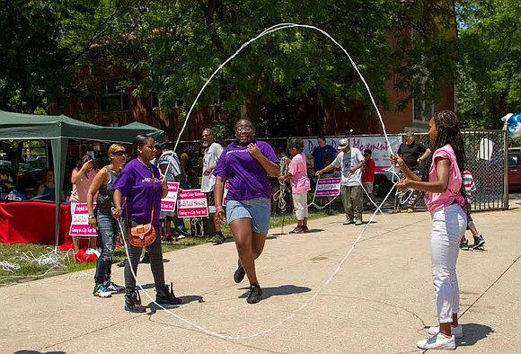Since 2013, the Village of Ford Heights has hosted a Double Dutch Tournament geared towards ending generational illnesses, restoring generational ...