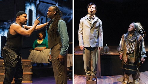Several shows are still playing at the Oregon Shakespeare Festival that offer opportunities to experience theater in fresh ways.