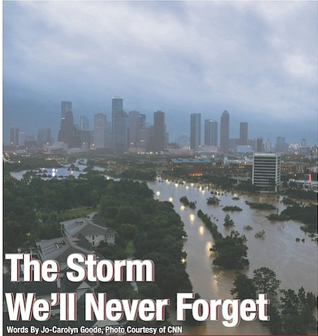 Five storms etched in Texans' memory top the list as being among those as the most costly and deadly.
