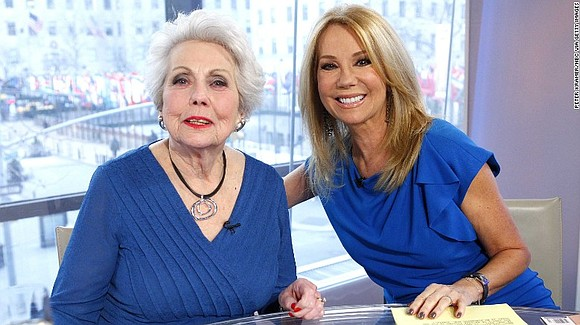 "Kathie Lee Gifford is paying tribute to her mother, Joan Epstein. The ""Today"" co-host tweeted Tuesday that her 87-year-old mother ..."