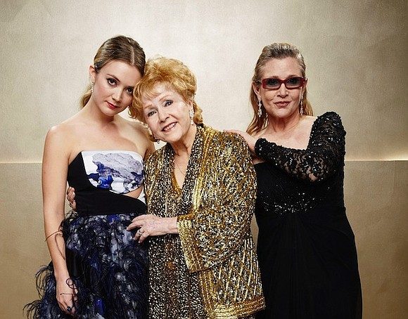 """Scream Queens"" star Billie Lourd landed the gig of Lt. Kaydel Ko Connix in ""Star Wars: The Force Awakens"" and ..."