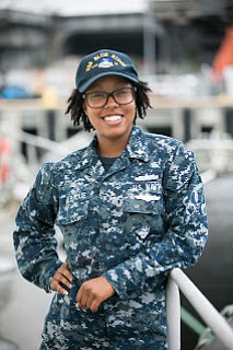 A 2014 Bellaire High School graduate and Houston native is serving in the U.S. Navy aboard USS Blue Ridge. Petty ...