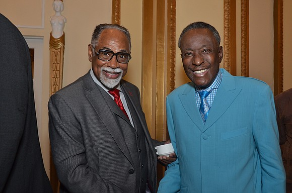 Remembering the life and legacy of Rev. Dr. Dwight R. Montgomery.