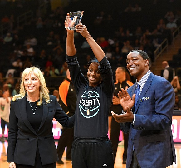 """""""What happened?"""" That was the inevitable question after the New York Liberty was defeated by the Washington Mystics 82‑68 Sunday ..."""