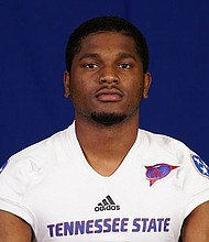 Tennessee State University quarterback Teron Harris, who formerly played for the University of Florida, has helped lift the Tigers to a top 25 FCS ranking.
