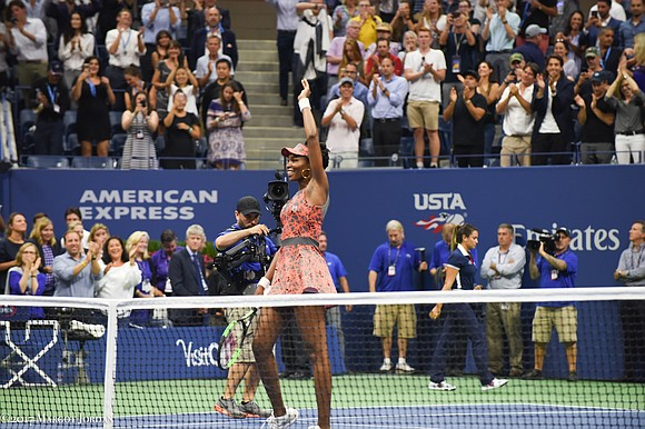 For the first time in US Open history, three African- American women, Venus Williams, Sloane Stevens and Madison Keyes have ...