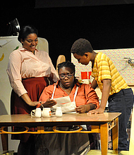 """Raisin In The Sun"" at the Harlem Repertory Theatre"