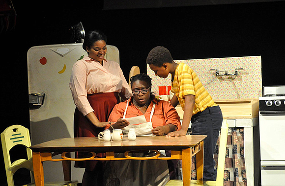 'A Raisin in the Sun' shines at Harlem Repertory Theatre