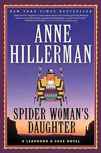 "The Palmdale City Library's Mystery Book Discussion Group ""Mystery, Murder and Mayhem"" will discuss the book Spider Woman's Daughter by ..."
