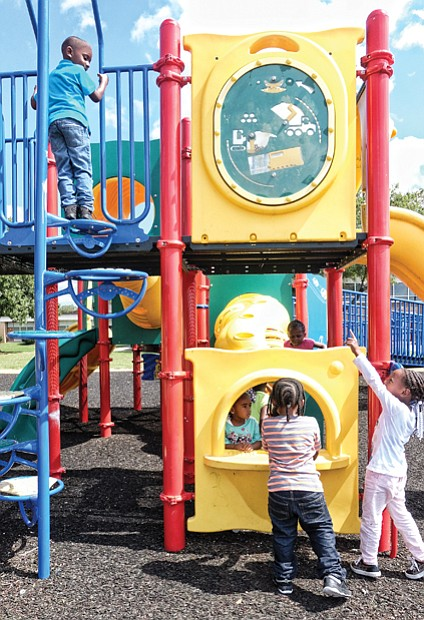 Child's play // 