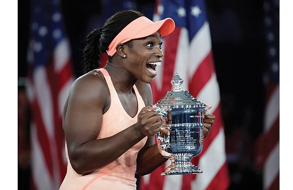 It's unlikely for two African-American women to match strokes in the final of the U.S. Open tennis tournament. It's far ...