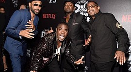 MIke Epps, Tracy Morgan, Joe Torry and Martin Lawrence.