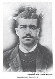 James Dickson Carr (photo via libraries.rutgers.edu)