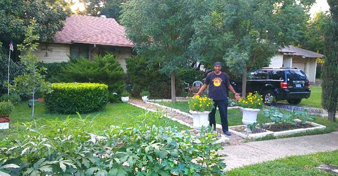Sankofa Garden Homes: Starting an above-ground garden   The Dallas ...