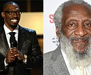 "Charlie Murphy and Dick Gregory were among the deceased television actors left out of the Emmy ""In Memoriam"" segment. Others were Harry Dean Stanton (Big Love) and Frank Vincent (The Sopranos)."