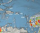 """A """"potentially catastrophic"""" Hurricane Maria is now a Category 5 storm, packing 160 miles per hour winds -- with even higher gusts -- as it nears Dominica and takes aim at the US territory of Puerto Rico."""