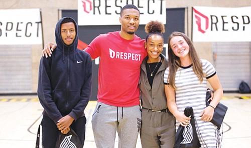 """RESPECT"" program encourages Portland students to adopt core values through respectful behavior"