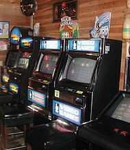 Oregon retailers provide video lottery terminals inside their establishments. Officials attending a convention of North American lottery representatives in Portland said there's a need to stay relevant to changing technologies and the new demographics of players to keep up with changing times.