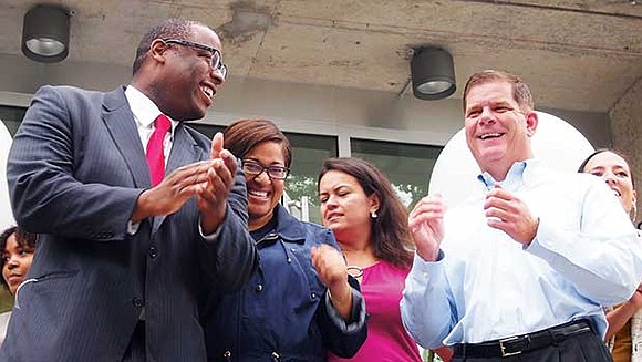 Mayor Martin Walsh and District 7 Tito Jackson face off for the first time next Tuesday during the mayoral preliminary ...