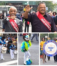 2017 African-American Day Parade in Harlem