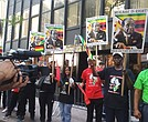 Rally for President Robert Mugabe