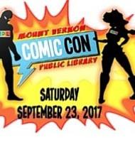 Mount Vernon Comic Con