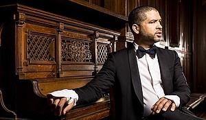 World-Renowned Jazz Pianist  Jason Moran