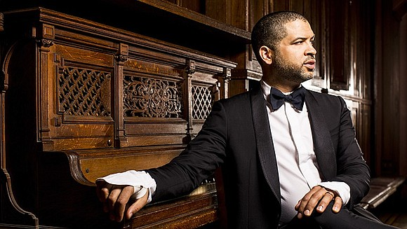 Jason Moran, the internationally acclaimed pianist who wrote music for the film Selma and who serves as artistic director for ...