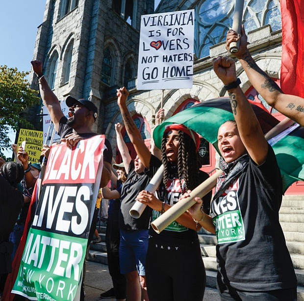 Breaking barriers of hate //