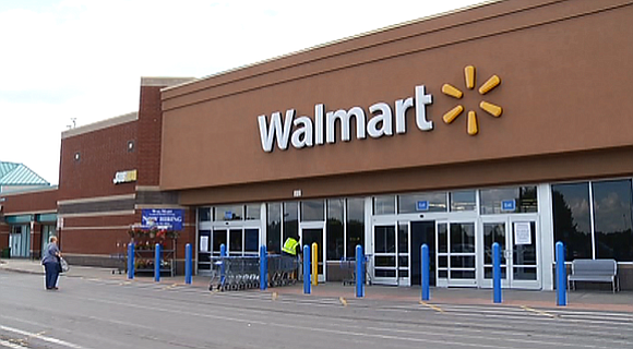 """Walmart is boosting the minimum hourly wage for its U.S. employees to $11 and dishing out bonuses of up to ..."