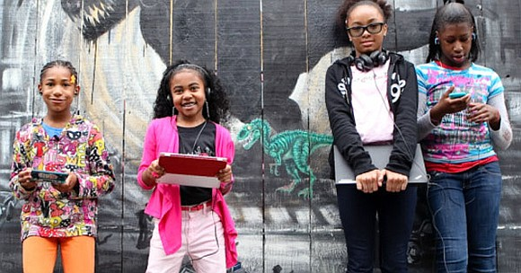 Black Girls Code, a non-profit organization that aims to increase the number of women of color in the digital space, ...