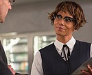"Halle Berry stars as tech expert ""Ginger Ale,""  in ""Kingsman: The Golden Circle."""