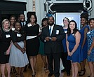 The 10th anniversary celebration of Kingdom Quality Communications brought together the KQ crews in Memphis and Atlanta. 