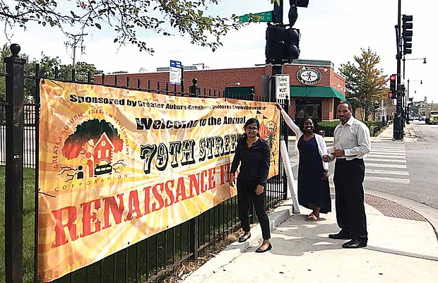 The Greater Auburn Gresham Development Corporation (GAGDC) has served close to 500 home owners who are seniors and have provided architectural services to small businesses through its Small Accessible Repairs for Seniors (SARFS) and Façade Enhancement Programs. Photo Credit: The Greater Auburn Gresham Development Corporation (GAGDC)