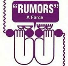 "The community is invited to a Joliet Junior College Fine Arts Department production of ""Rumors"" Oct. 5-7 at the JJC ..."
