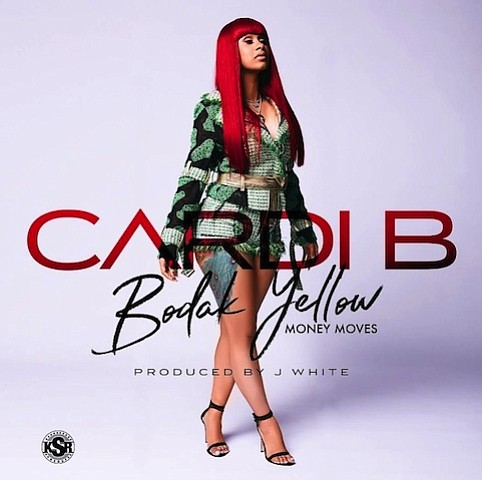 To borrow a word that Cardi B is now somewhat famous for, she's looking to be a part of the ...