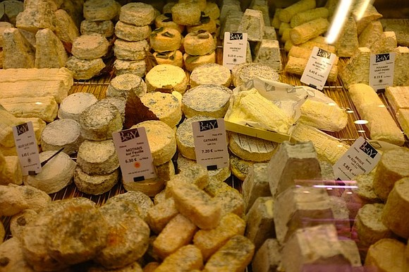 "Yes, cheese is nutrient-rich -- and tasty -- but it's best to consume it in small portions. ""Cheese does contain ..."