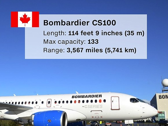 The U.S. Commerce Department has backed Boeing in its challenge to Bombardier, recommending an enormous tariff on sales of the ...