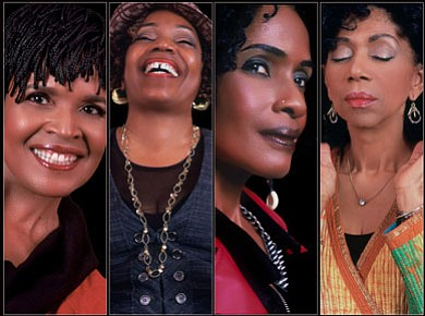 BlackRock Center for the Arts will host the Grammy Award-winning, African-American, all-woman acapella ensemble Sweet Honey in the Rock on ...
