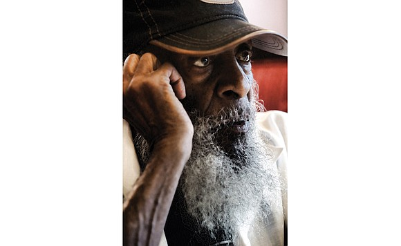 The celebration of the life of Dick Gregory on Sept. 16 at the City of Praise Family Ministries in Landover, ...