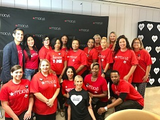 Macy's supports Hurricane Harvey victims at Glam4Good event